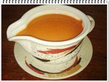 Sos pomidorowy Eli z sokiem z kiszonej kapusty
