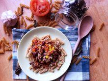 Sos warzywno-mięsno do makaronu