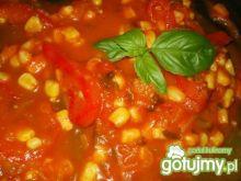 Sos warzywno-pomidorowy