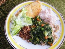 Sos warzywny dietetyczny