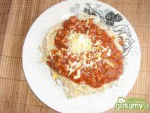 Spaghetii na szybko