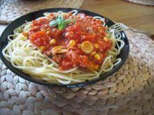 Spaghetti a la marinara