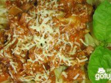 Spaghetti a'la bolognese