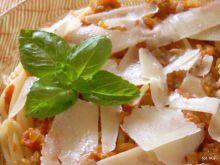 Spaghetti bolognese Pyzy