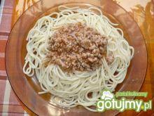 Spaghetti bolognese wg sylwioslawa