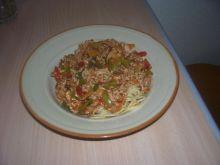 Spaghetti Bolonese - wersja rozbudowana