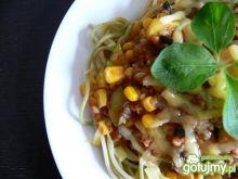 "Spaghetti ""bolońskie"" dla wegetarian"