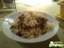 Spaghetti bolońskie w wydaniu domowym