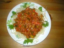 ~~ Spaghetti domowej roboty ~~