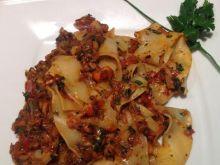 Spaghetti Italiano pomodore.