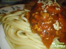 Spaghetti marchewkowe