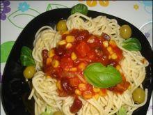 Spaghetti meksykańskie