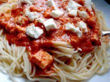 spaghetti po grecku