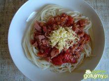 Spaghetti studenta
