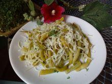 Spaghetti z fasolką szparagową