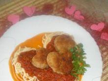 Spaghetti z mięsem dla zakochanych
