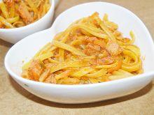 Spaghetti z patelni