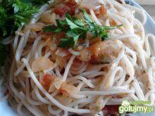 Spaghetti z pomidorami Zub3r'a