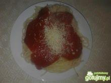 Spaghetti z sosem pomidorowym dayzi