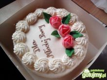 Specjalny tort rafaello na ważne okazje