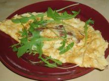 Sposób na puszysty omlet