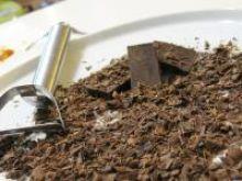 Sposób roztopienia czekolady