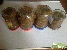 Starte jabłka z cynamonem