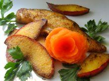 Stek z rekina z jabłkiem