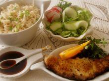 Stek z rekina z japońską nutą