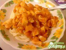 Studenckie spaghetti bez dodatku tłuszcz