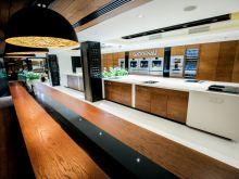 Nowoczesne studio kulinarne Aruana