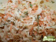 Surówka do obiadu z marchewką