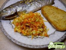 Surówka idealna do ryby 2