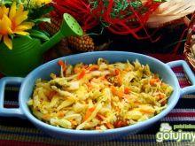 Surówka obiadowa z brokułem