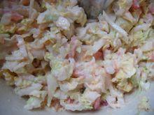 Surówka obiadowa z pomidorem