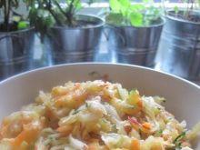 Surówka owocowo-warzywna
