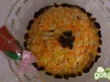 Surówka pomarańczkowa