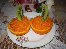 Surówka pomarańczowa