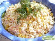 Surówka warzywna do obiadu