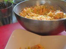 Surówka warzywno-owocowa wg Joli