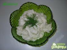Surówka z białej rzepy