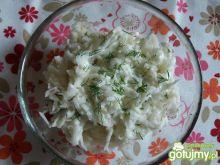 Surówka z białej rzodkwi 3
