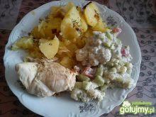 Surówka z kalafiorem do obiadu