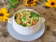 Surówka z kapusty-bez majonezu