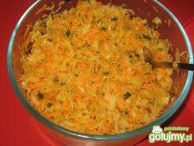 Surówka z kiszonej kapusty(2)