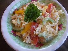 Surówka z lekkim majonezem