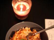 Surówka z marchewki i selera z miodem la