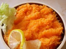 Surówka z marchewki - najprostsza
