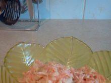 Surówka z marchewki z majonezem