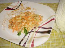 Surówka z pekinki o smaku curry
